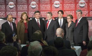Ontario Liberal leadership candidates