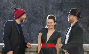 Tanya Tagaq. [Photo courtesy the singer's website.]